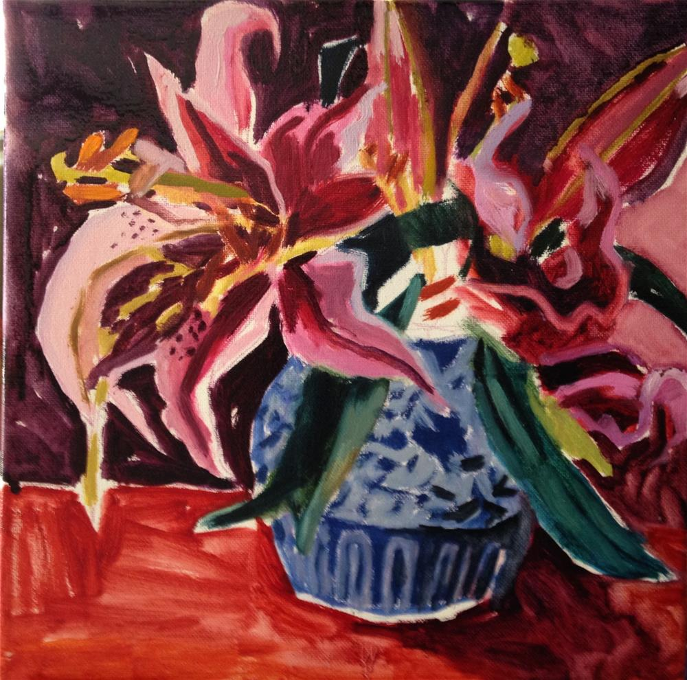 """I Wish Harper Lee Had Kept Writing"" original fine art by Pamela Hoffmeister"