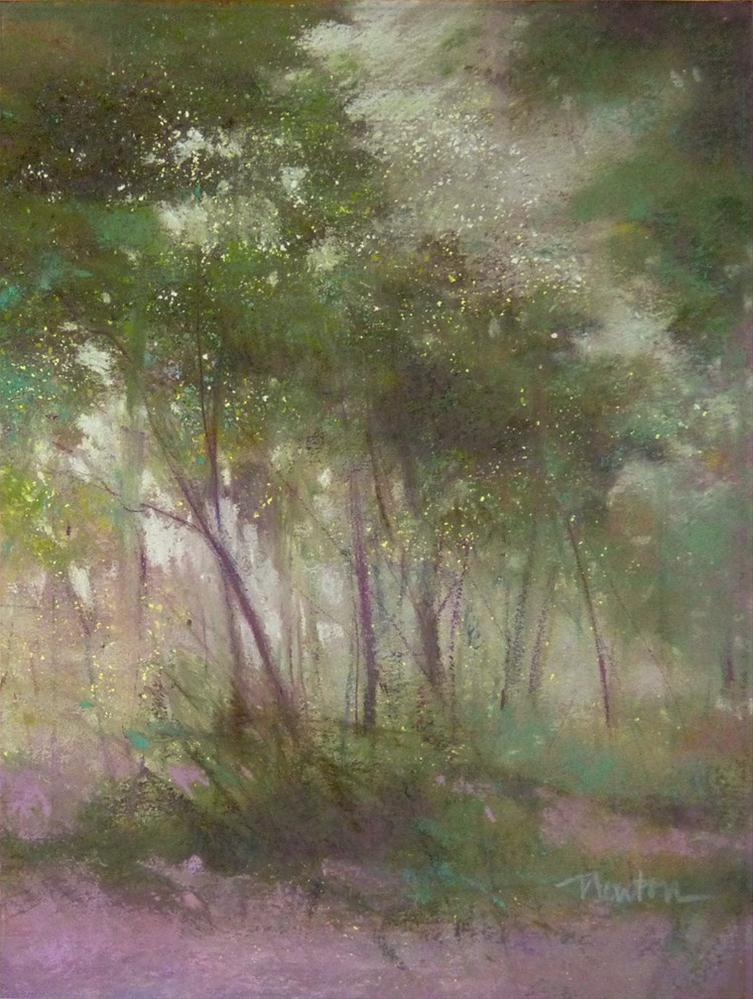 """Another Day Dream"" original fine art by Barbara Benedetti Newton"