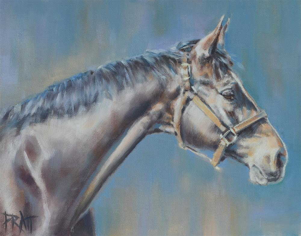 """Over Exposed"" original fine art by Jennifer Pratt"