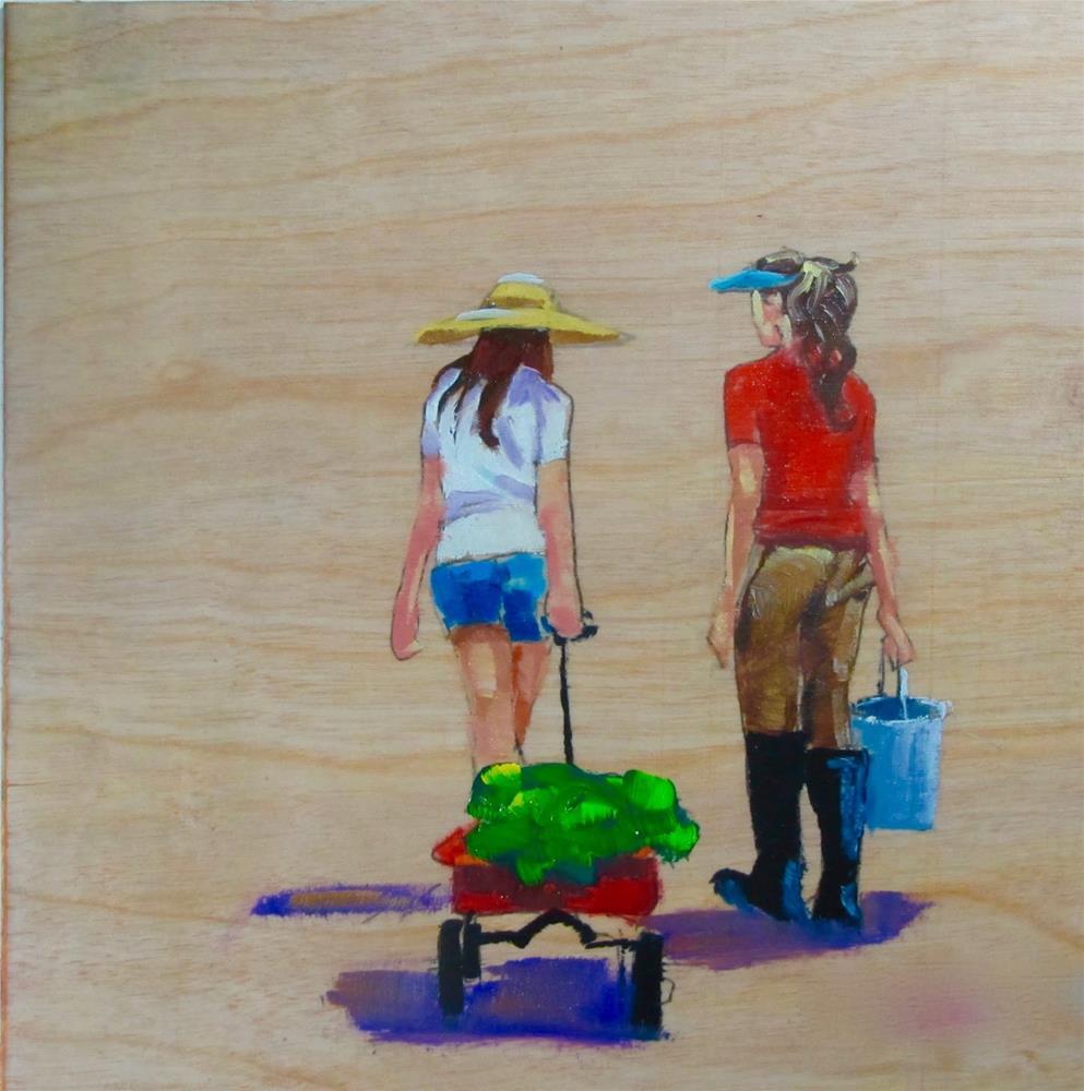 """untitled"" original fine art by Christine Holzschuh"