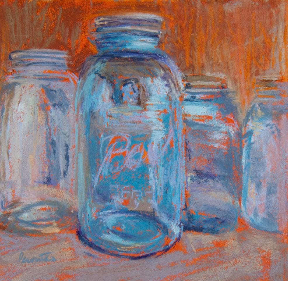 """Ball Jars"" original fine art by Sarah Peroutka"