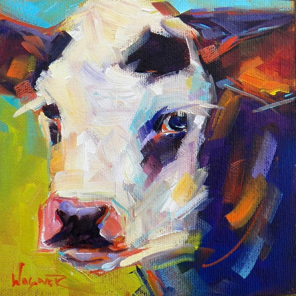 """30 in September -- Painting #11"" original fine art by Olga Wagner"