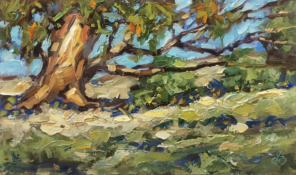 """NATURE'S FINEST"" original fine art by Tom Brown"