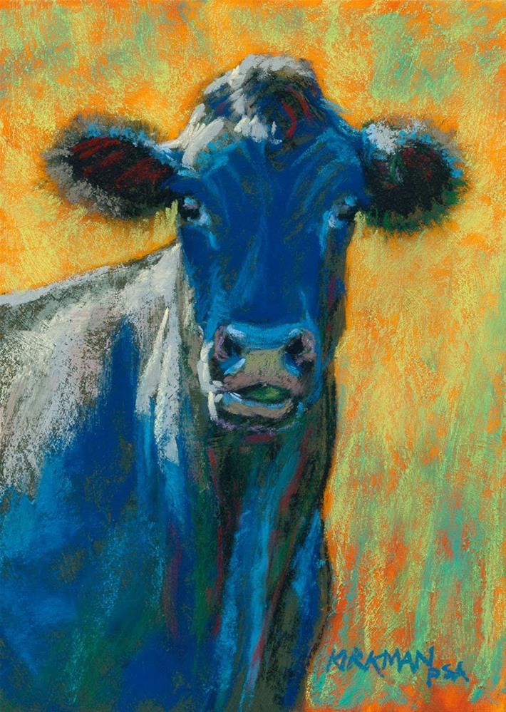 """""""Tori"""" original fine art by Rita Kirkman"""