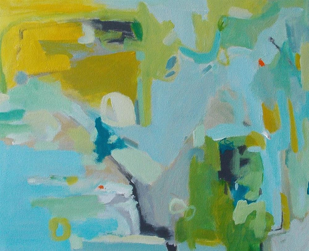 """Spring Break"" original fine art by Pamela Munger"