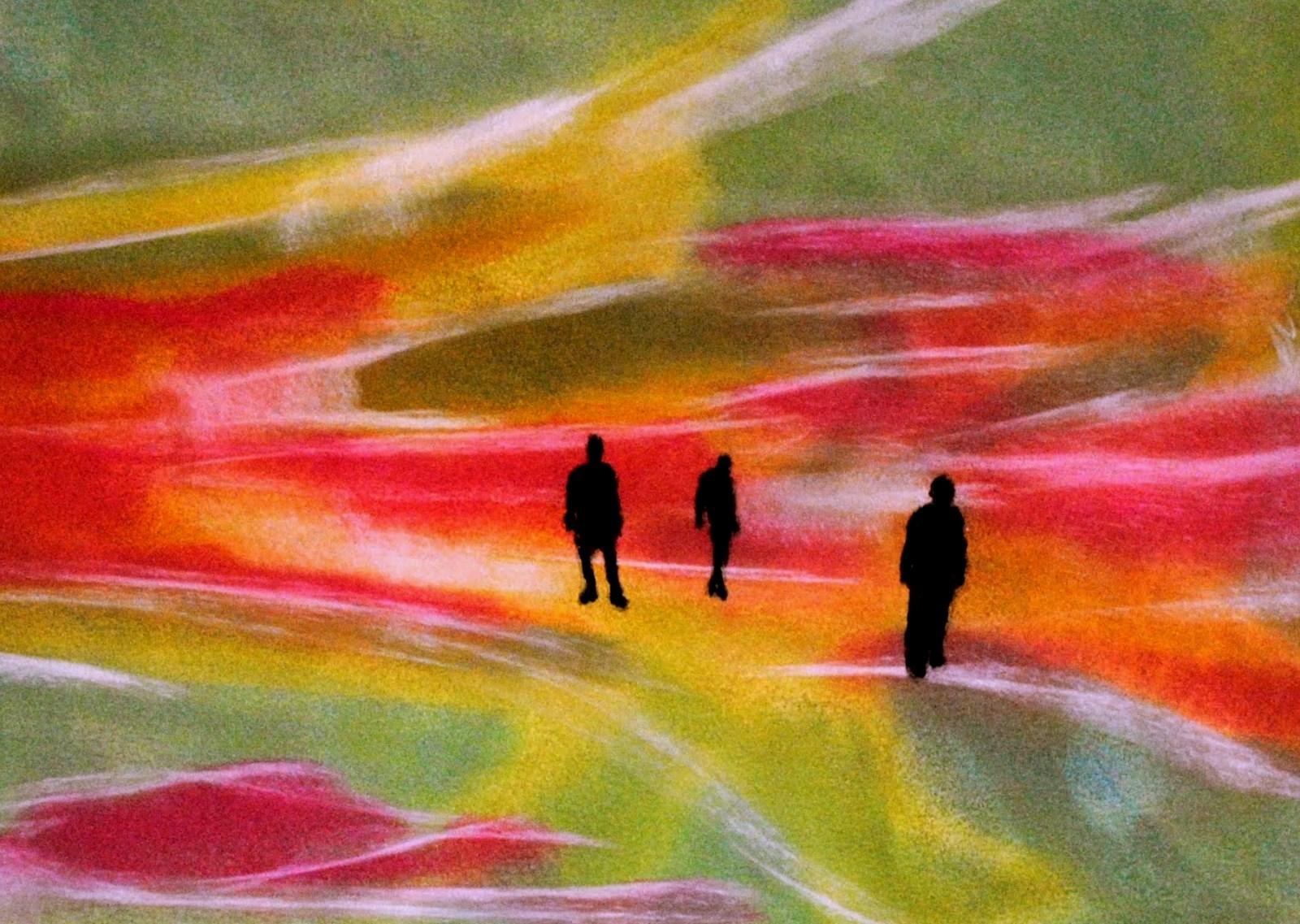 """High Hopes"" original fine art by David Larson Evans"