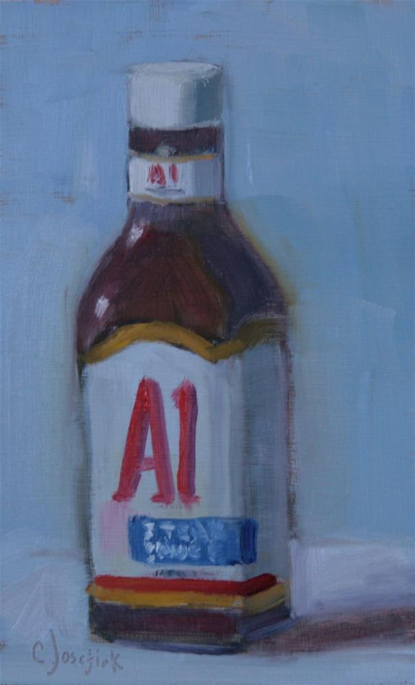 """A1"" original fine art by Carol Josefiak"