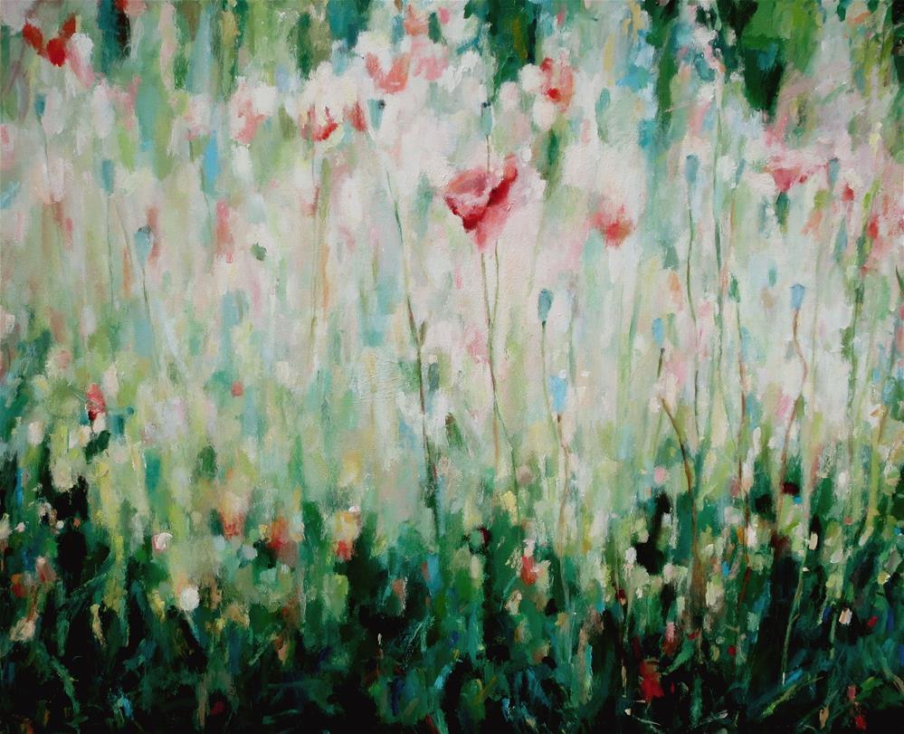 """Her Nature's Majesty"" original fine art by Nava Judith"