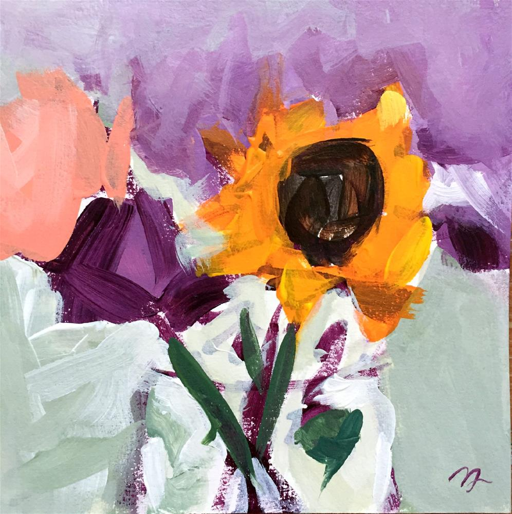 """Pistachio 1.20"" original fine art by Tammy Silbermann"