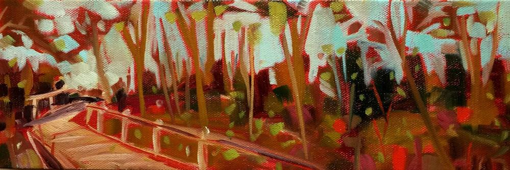 """0441: On the Way to Lake Apopka"" original fine art by Brian Miller"