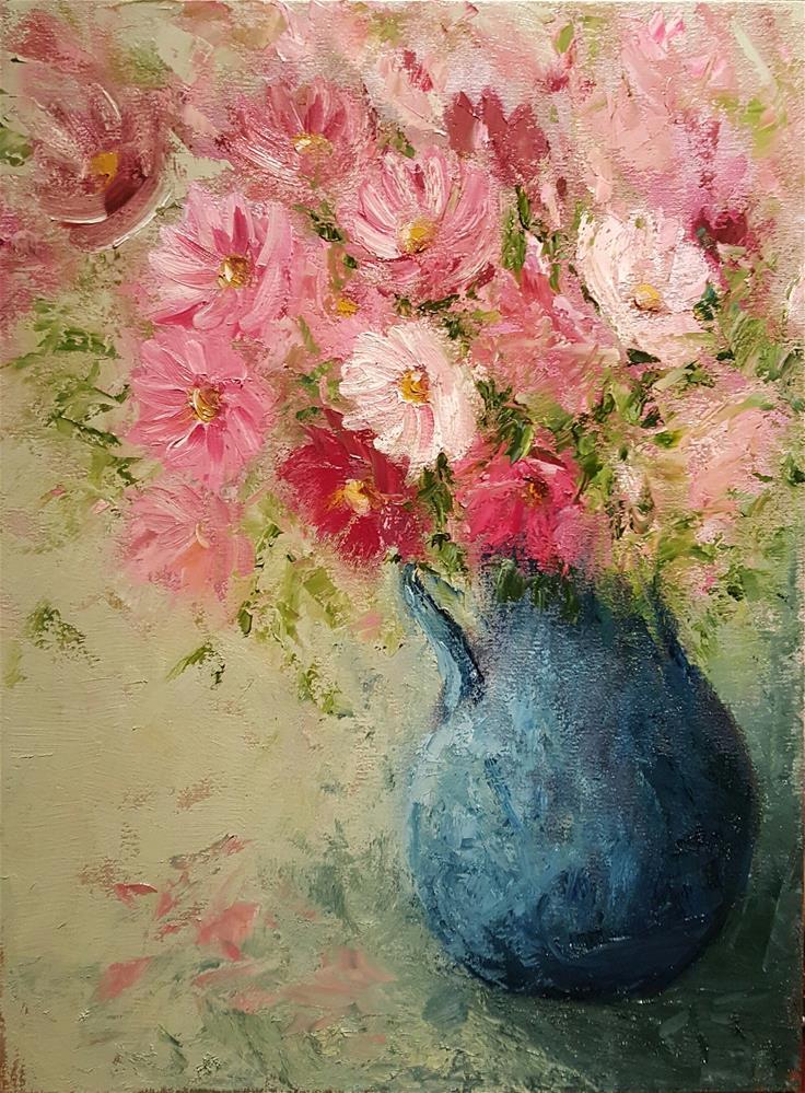 """""""BEAUTIES OF THE WILD"""" original fine art by Ronel Alberts"""