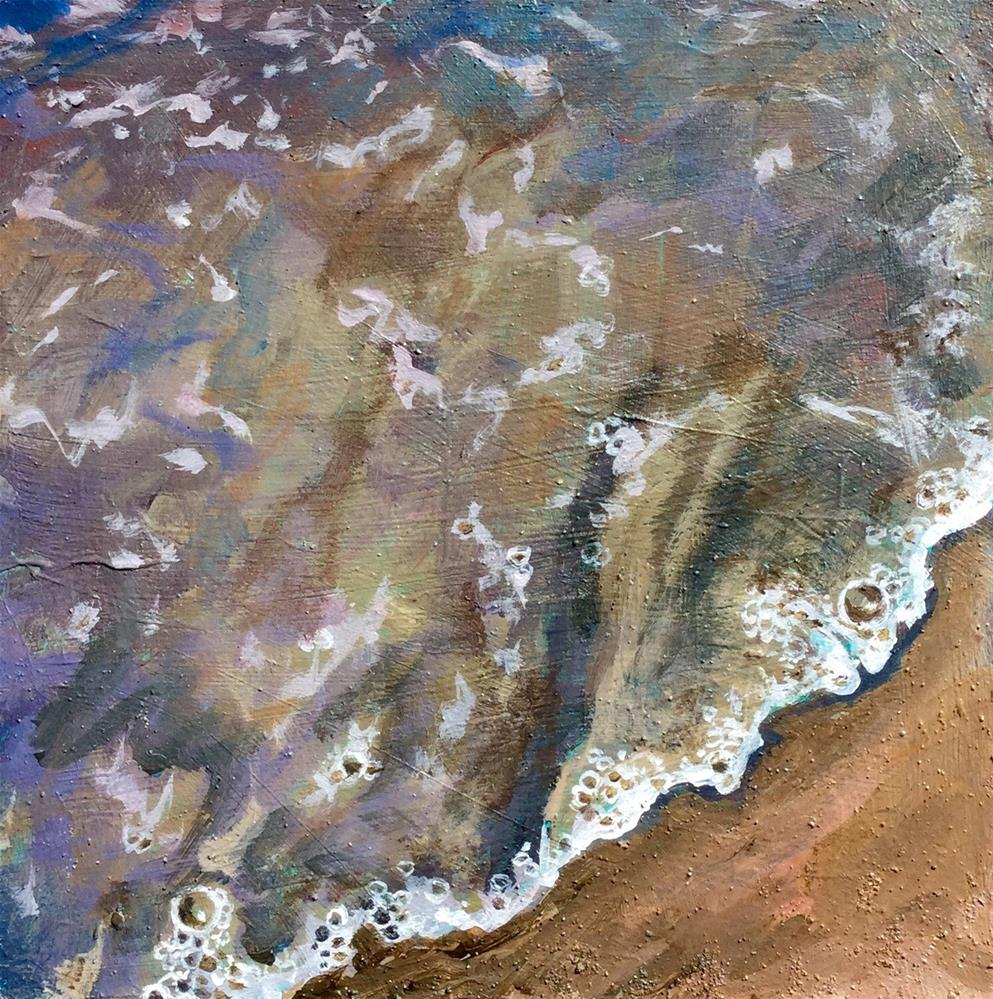 """Ocean City VII"" original fine art by Lauren Kuhn"