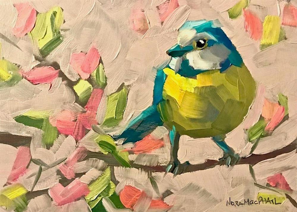 """kindred spirit"" original fine art by Nora MacPhail"