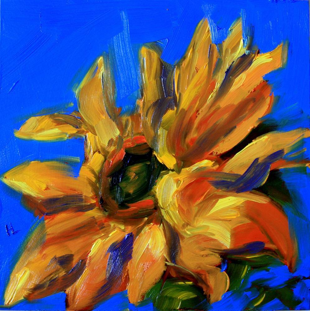 """Small Sunshine"" original fine art by Heather Lehmberg"