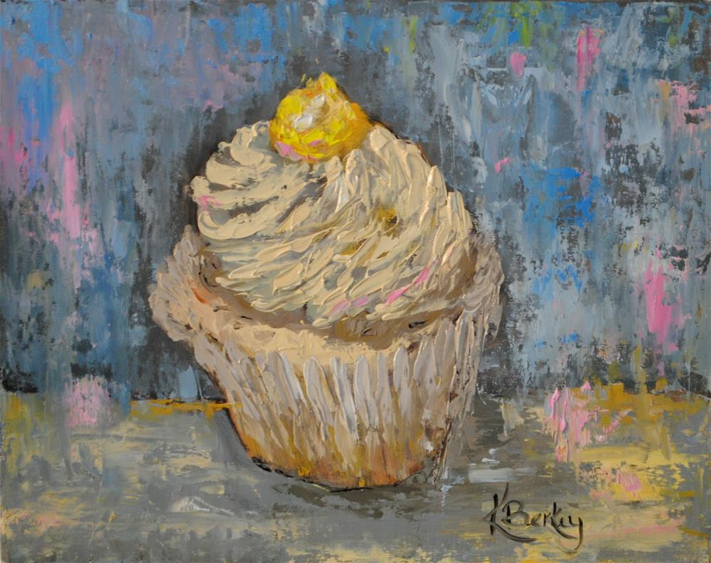 """Lemon Drop"" original fine art by Kelly Berkey"