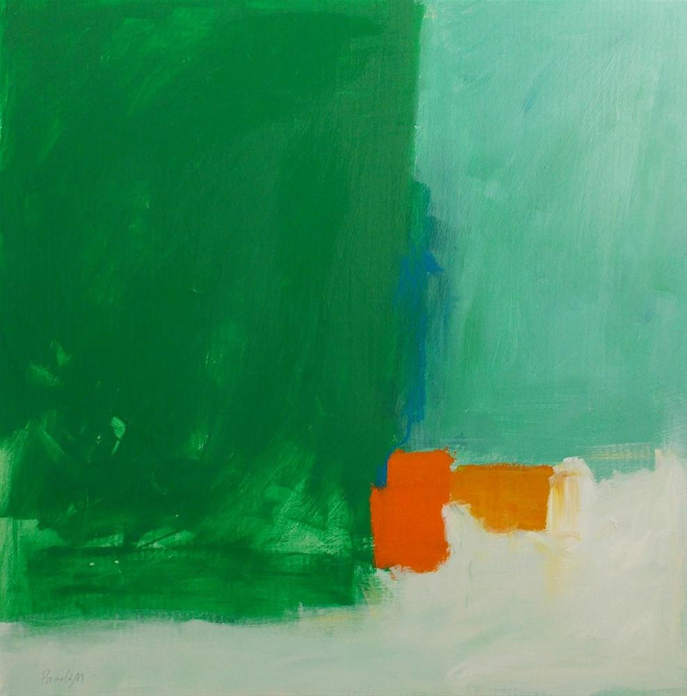 """Suburb"" original fine art by Pamela Munger"