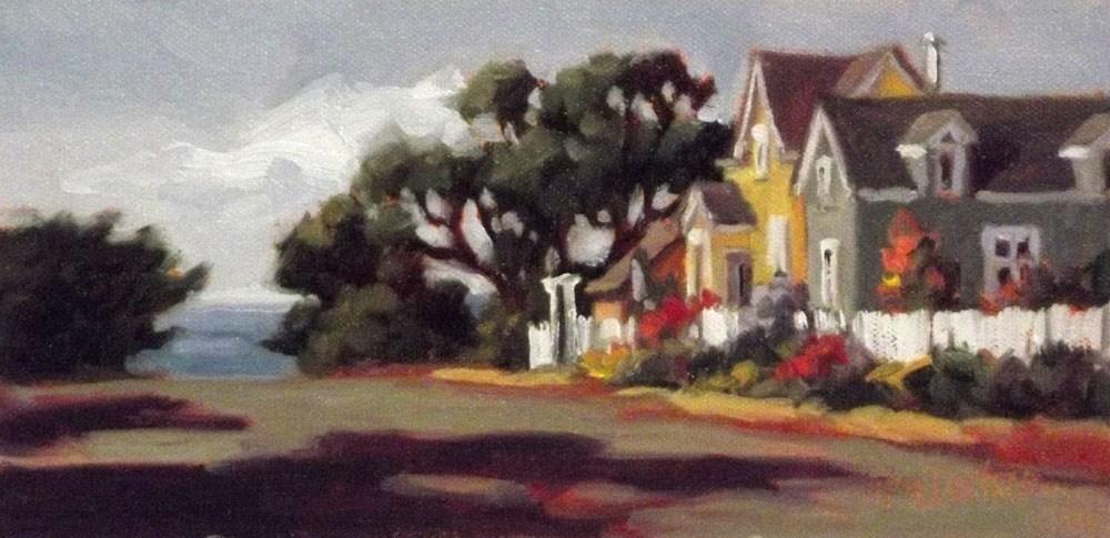 """South Facing Splendor"" original fine art by Erin Dertner"