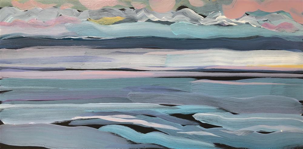 """South Shore More"" original fine art by Kat Corrigan"