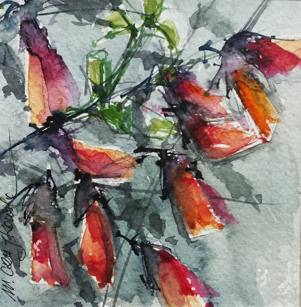 """""""Something 2"""" original fine art by Marlena Czajkowska"""