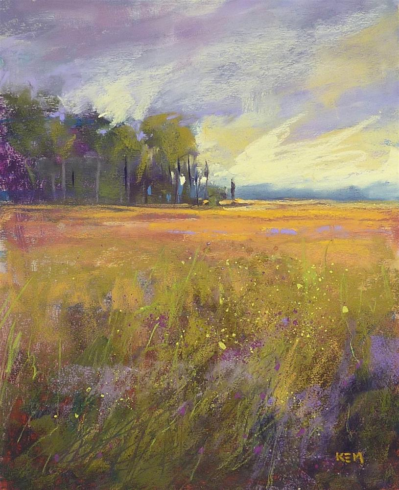 """How to Simplify a Foreground"" original fine art by Karen Margulis"