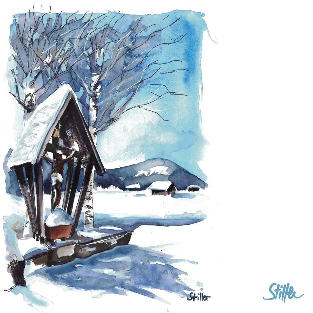 """""""3407 Hibernation"""" original fine art by Dietmar Stiller"""