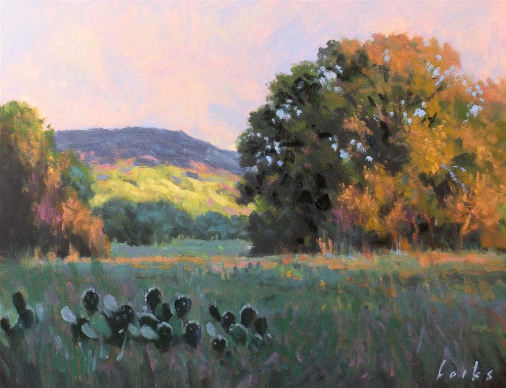 """""""Day Breaks"""" original fine art by David Forks"""