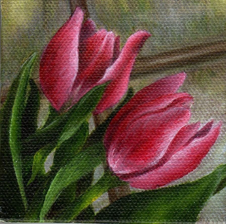 """Longing"" original fine art by Debbie Shirley"