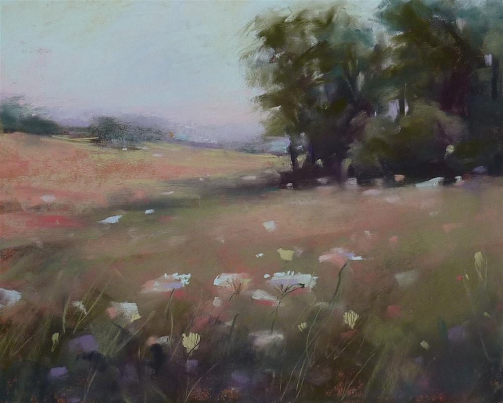 """""""Moving Beyond Local Color...with 16 pastels"""" original fine art by Karen Margulis"""