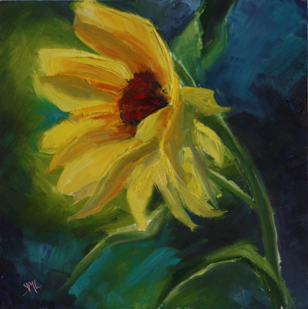 """""""Sunbright"""" original fine art by Sheila Marie"""