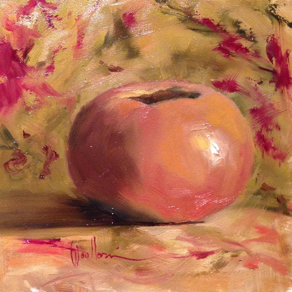 """Handmade Mica Clay Pot"" original fine art by Dorothy Woolbright"