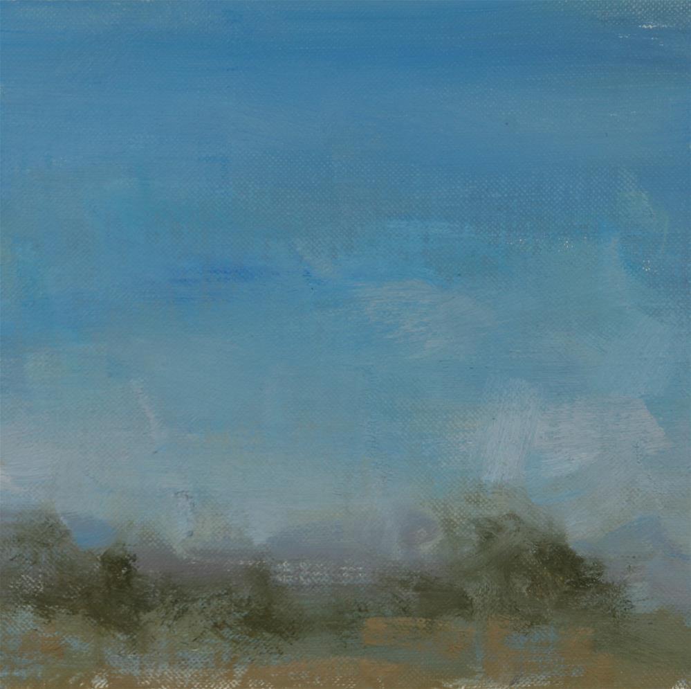 """Fall Daylight 01"" original fine art by Scott Serafica"
