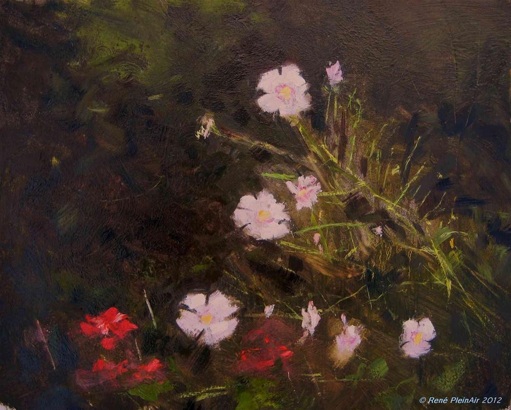 """""""Little gardenwork. Doetinchem, Holland."""" original fine art by René PleinAir"""