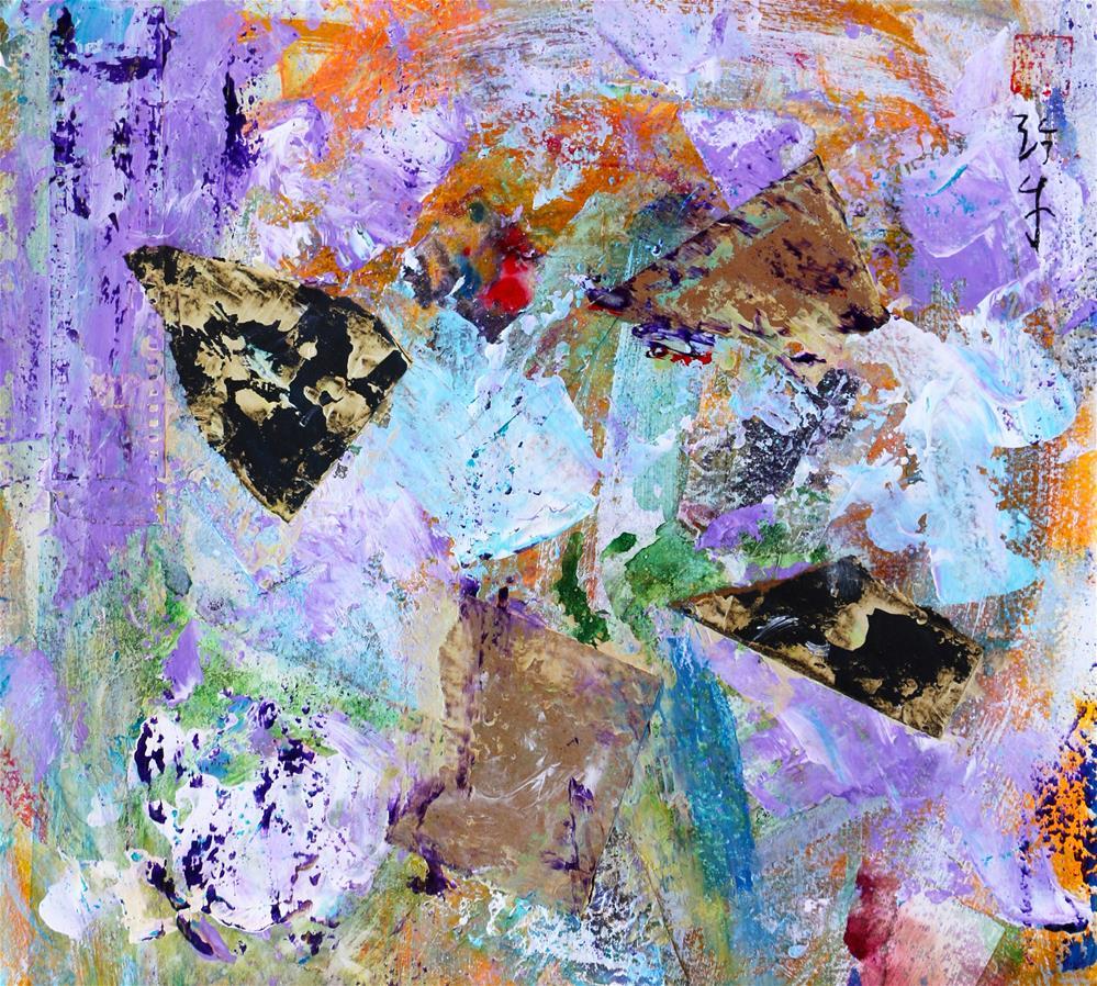 """""""Resolution"""" original fine art by Janet Gunderson"""