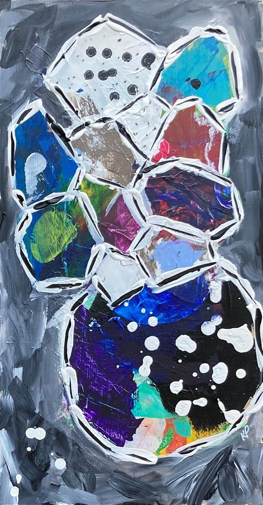 """Celebrate Differences"" original fine art by Kali Parsons"
