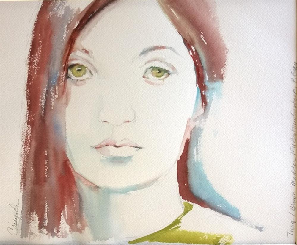 """Essence"" original fine art by Crisynda Buss"