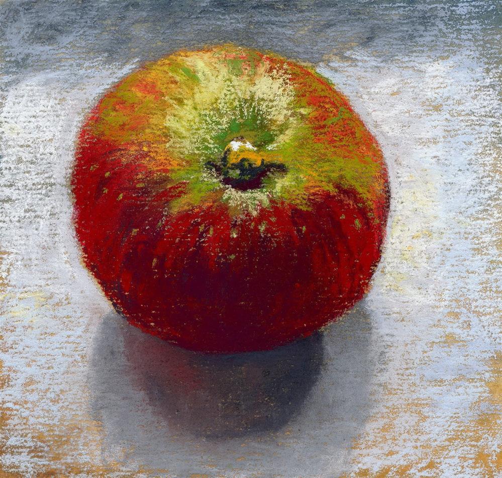"""Fruit of Autumn"" original fine art by Christine Derrick"