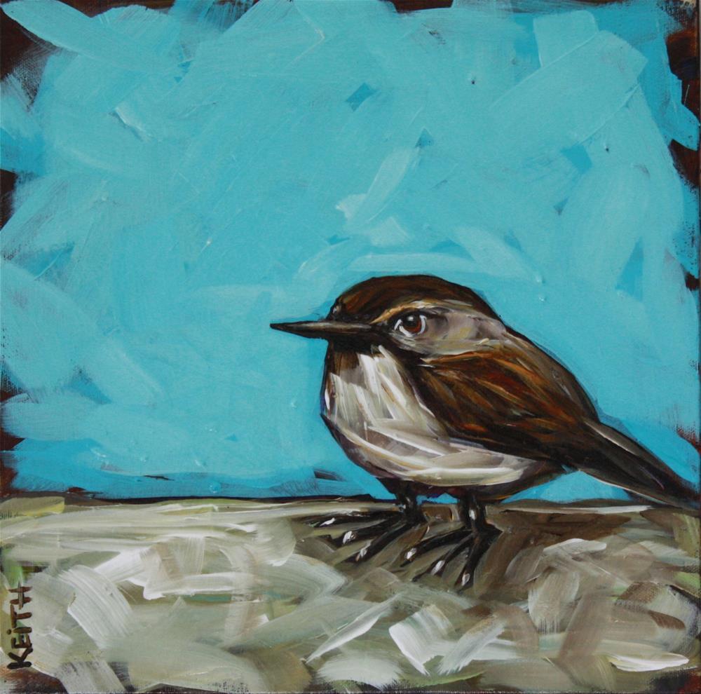 """Lucienn"" original fine art by Kandice Keith"