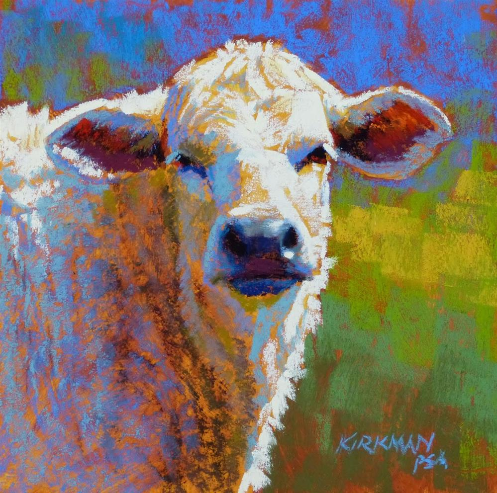"""Casper"" original fine art by Rita Kirkman"