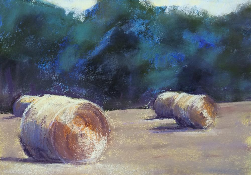 """Scoharie September"" original fine art by Cristine Kossow"