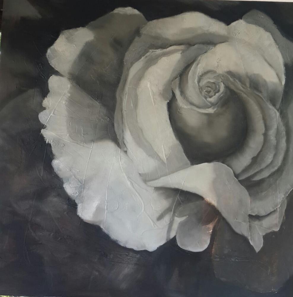 """""""Token of love"""" original fine art by Rentia Coetzee"""