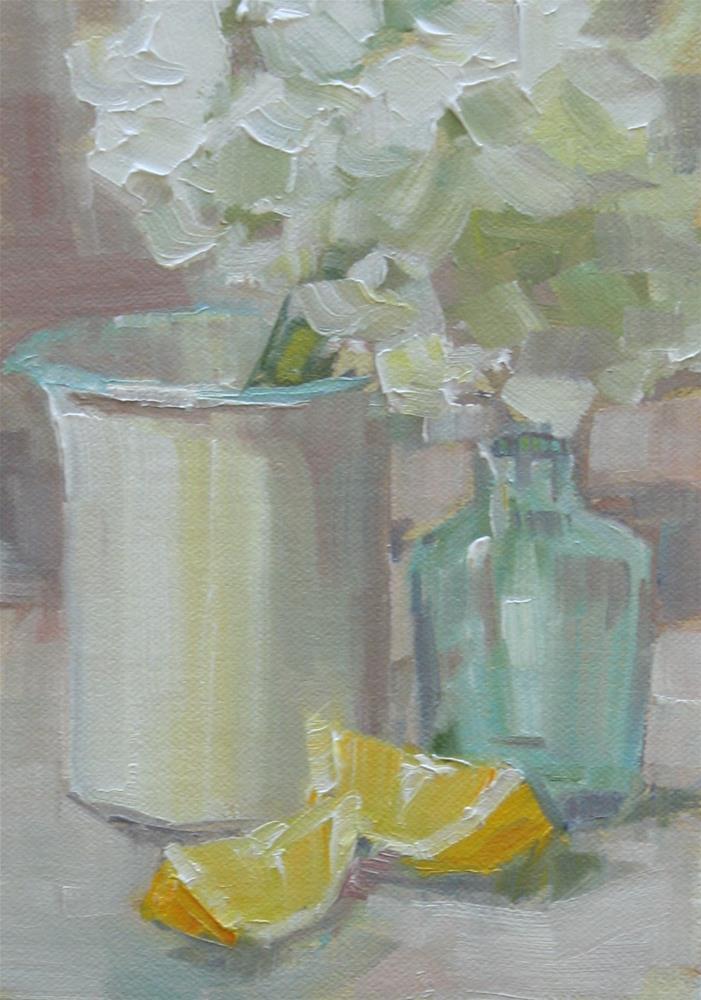 """more time"" original fine art by Carol Carmichael"
