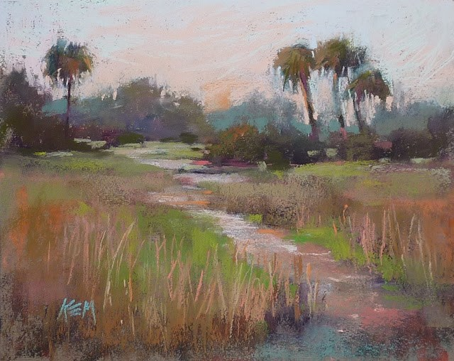 """""""What 11 years of Daily Painting Has Taught Me"""" original fine art by Karen Margulis"""