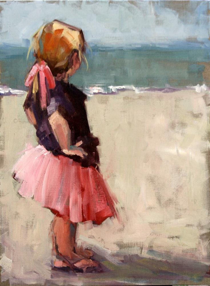 """""""well....."""" original fine art by Carol Carmichael"""