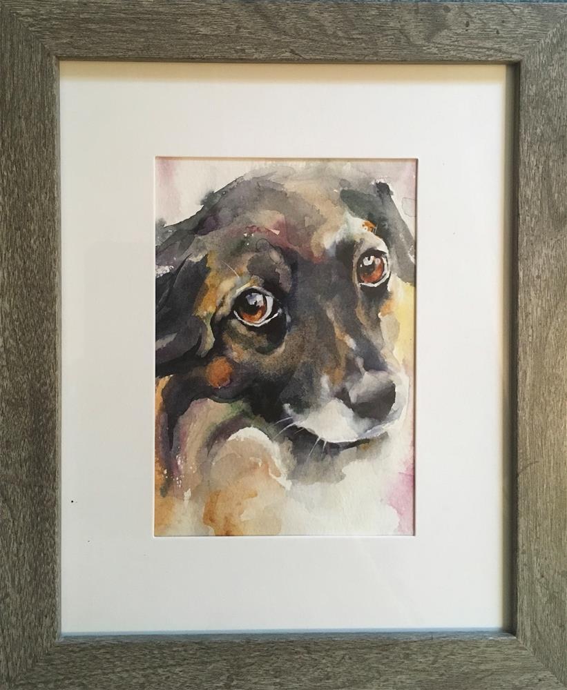 """adopt239"" original fine art by Katya Minkina"