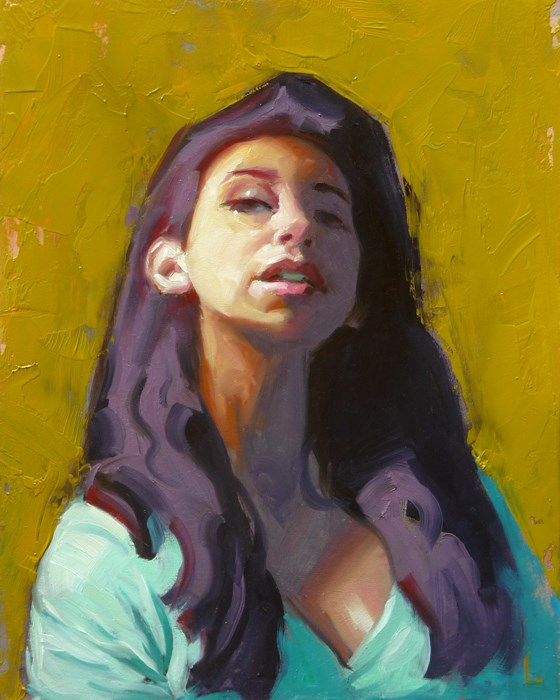 """Dorado"" original fine art by John Larriva"