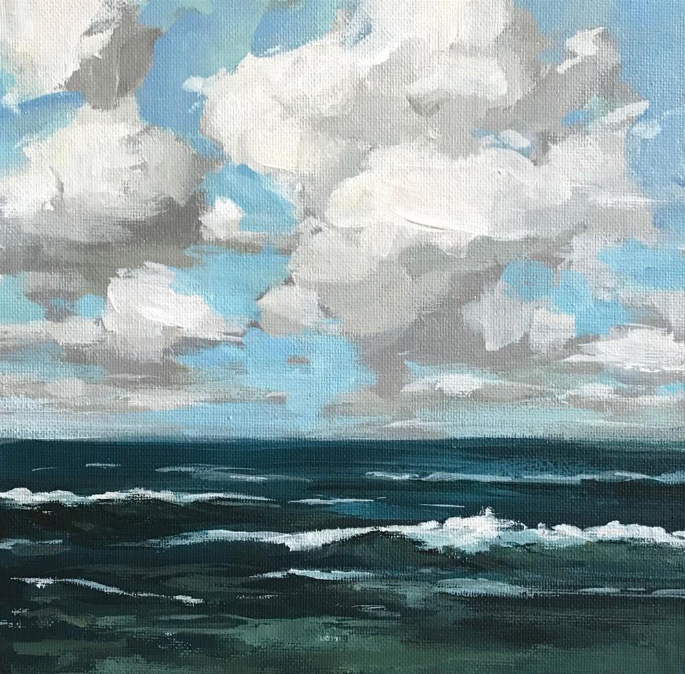 """Prelude"" original fine art by Shannon Bauer"