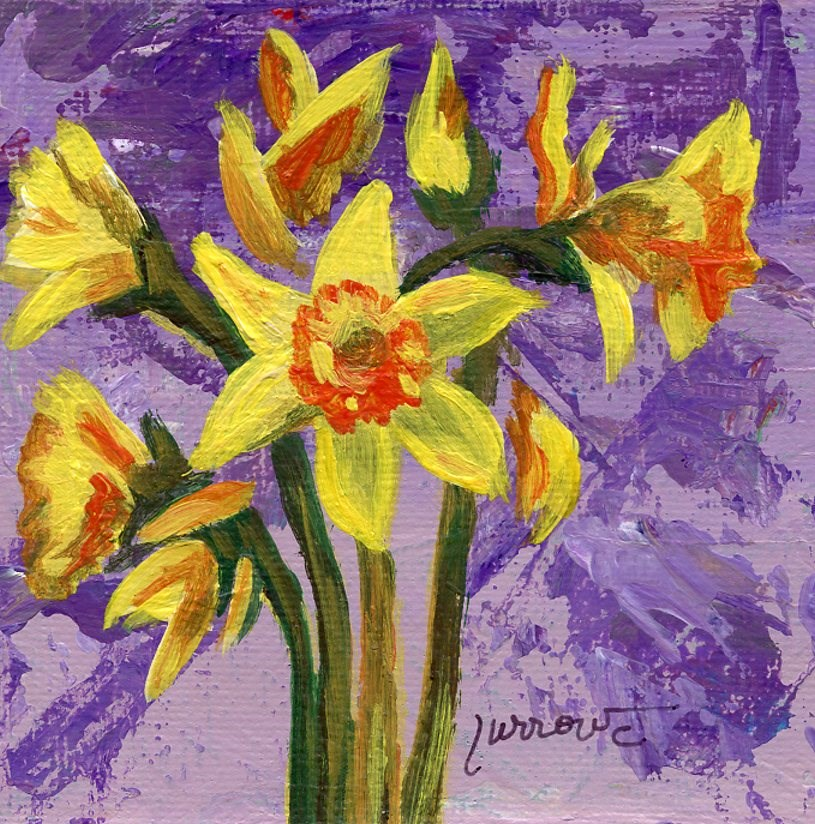 """""""30 in 30 - Day 19 and more"""" original fine art by Sue Furrow"""
