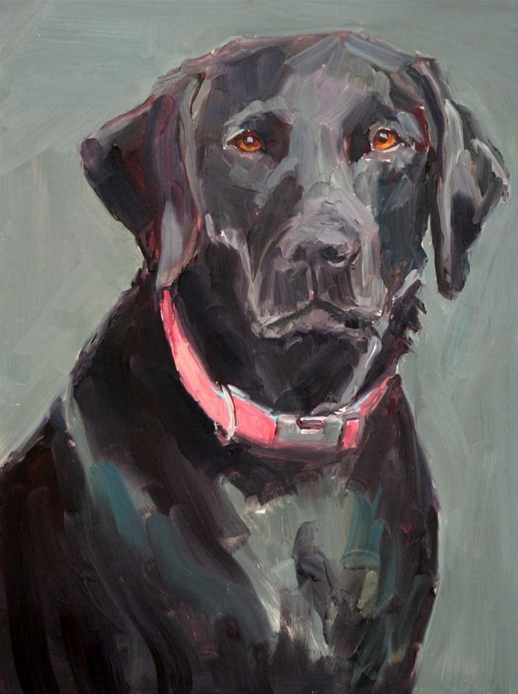 """georgia"" original fine art by Carol Carmichael"