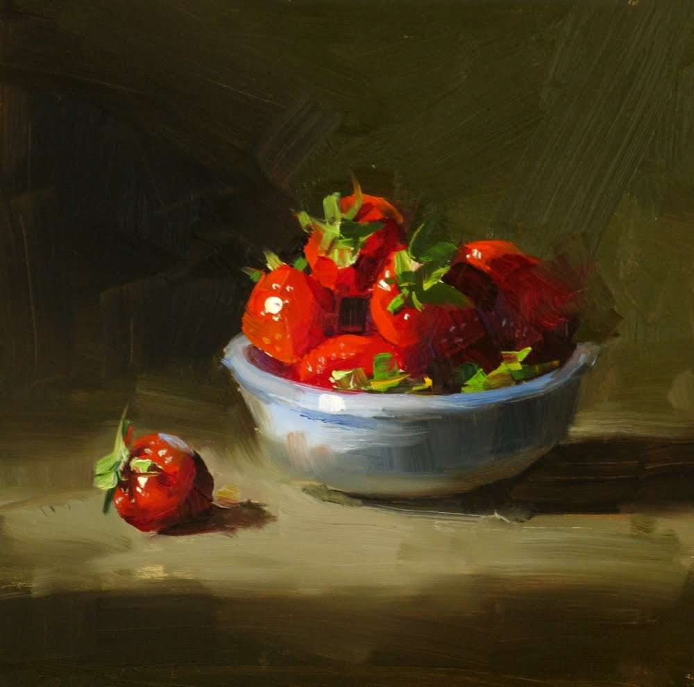 """""""One and Many"""" original fine art by Qiang Huang"""