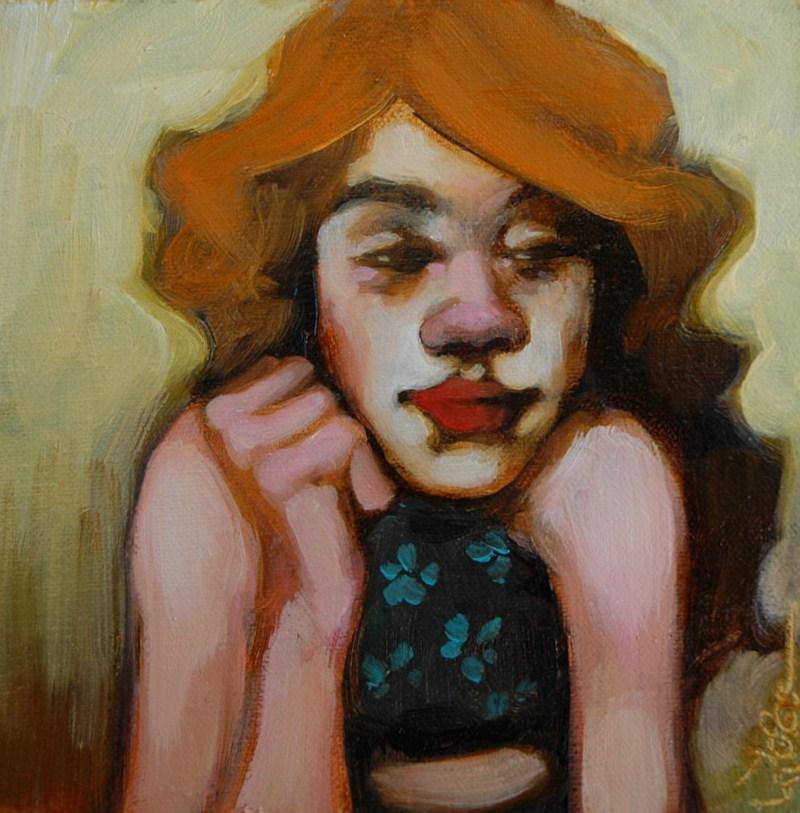 """Day Dreamer"" original fine art by Kayleen Horsma"